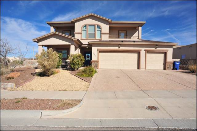 1544 Altar Del Sol Drive, El Paso, TX 79911 (MLS #821324) :: Preferred Closing Specialists