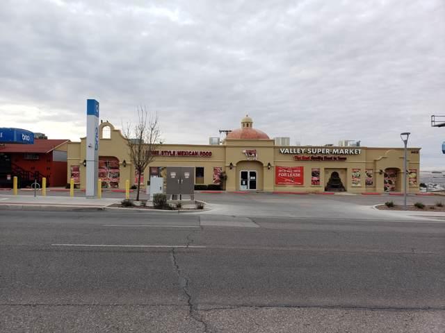 6415 N. Mesa, El Paso, TX 79912 (MLS #821329) :: The Matt Rice Group