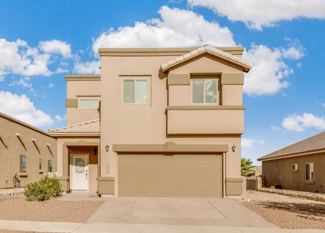 260 Saltford Place, El Paso, TX 79928 (MLS #821332) :: The Purple House Real Estate Group