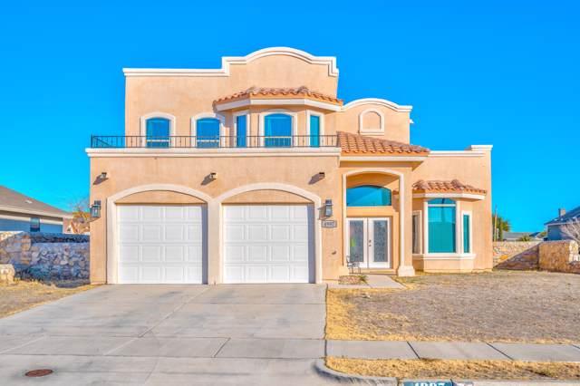 4997 Star Flower Lane, El Paso, TX 79934 (MLS #821334) :: Preferred Closing Specialists