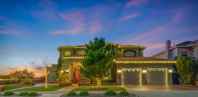 5601 Star View Drive, El Paso, TX 79912 (MLS #821356) :: Preferred Closing Specialists