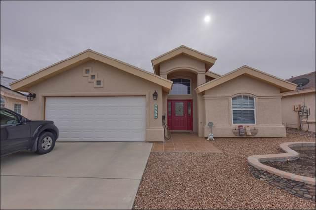 5556 Manuel Moreno Drive, El Paso, TX 79934 (MLS #821357) :: Preferred Closing Specialists