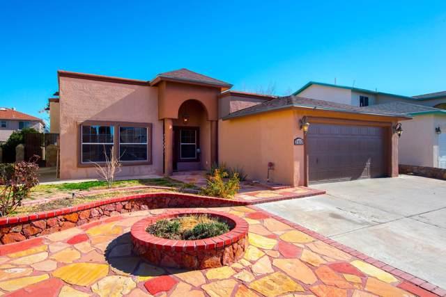2112 Setting Sun Drive, El Paso, TX 79938 (MLS #821360) :: Preferred Closing Specialists