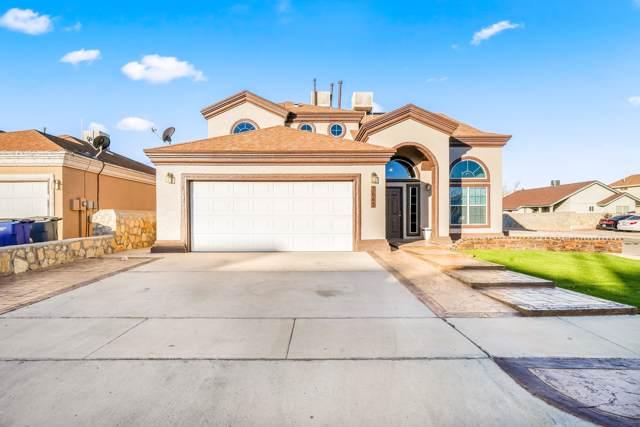 3645 Lantana Lane, El Paso, TX 79936 (MLS #821364) :: Preferred Closing Specialists