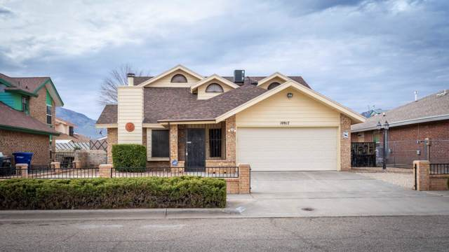 10917 Sandy Koufax Drive, El Paso, TX 79934 (MLS #821365) :: Preferred Closing Specialists