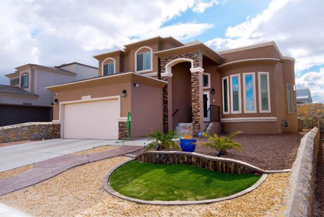 7824 Enchanted View Drive, El Paso, TX 79911 (MLS #821367) :: Preferred Closing Specialists