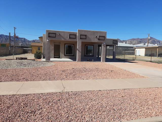 8111 Pandora Street, El Paso, TX 79904 (MLS #821369) :: Preferred Closing Specialists