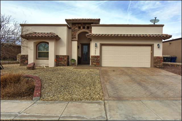 7237 Canyon Wren Avenue, El Paso, TX 79911 (MLS #821371) :: Preferred Closing Specialists
