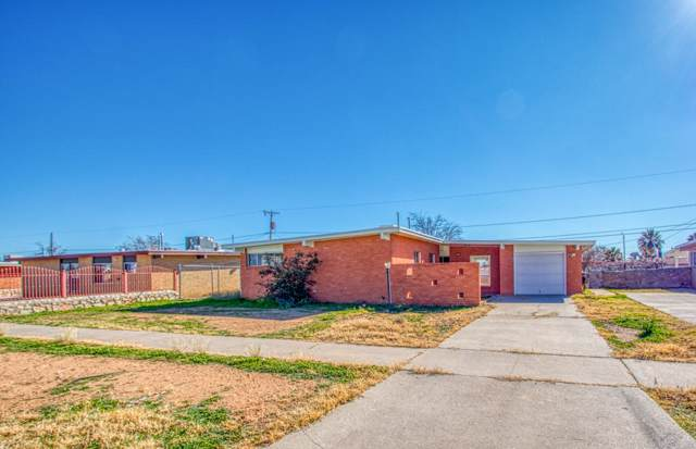 5124 Yvette Avenue, El Paso, TX 79924 (MLS #821373) :: Preferred Closing Specialists