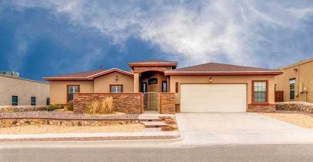 7343 Black Mesa Drive, El Paso, TX 79911 (MLS #821378) :: Preferred Closing Specialists