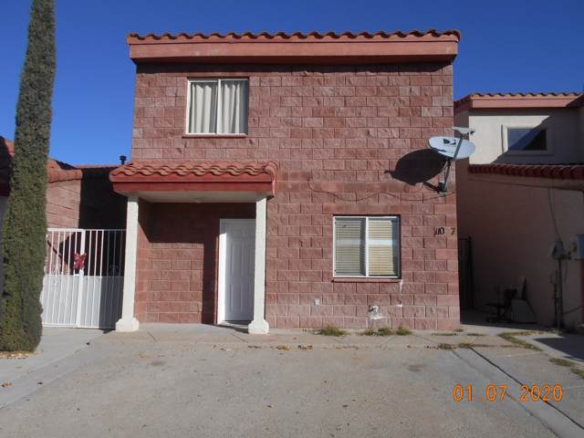 11007 Alba Lane, El Paso, TX 79936 (MLS #821380) :: Preferred Closing Specialists