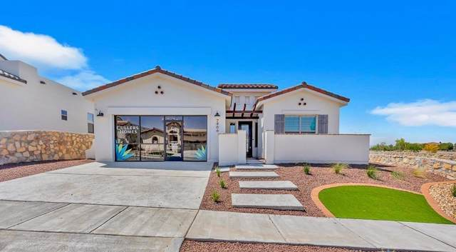 7466 Wooden Nickel Drive, El Paso, TX 79911 (MLS #821383) :: Preferred Closing Specialists