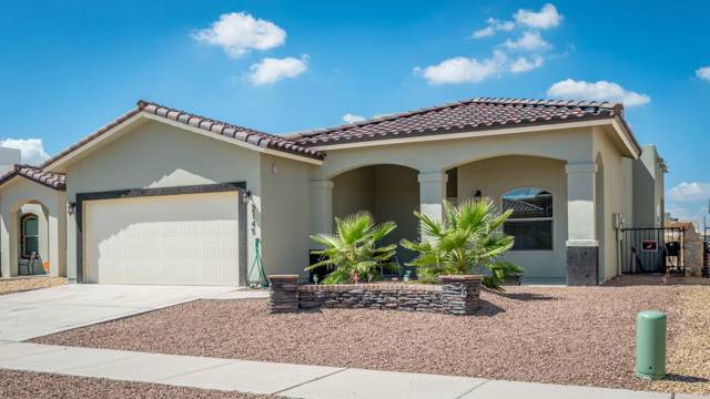 2145 Con Lockhart Place, El Paso, TX 79938 (MLS #821384) :: Preferred Closing Specialists