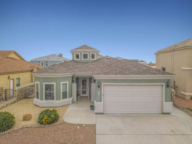 11428 Victor Flores Place, El Paso, TX 79934 (MLS #821385) :: Preferred Closing Specialists