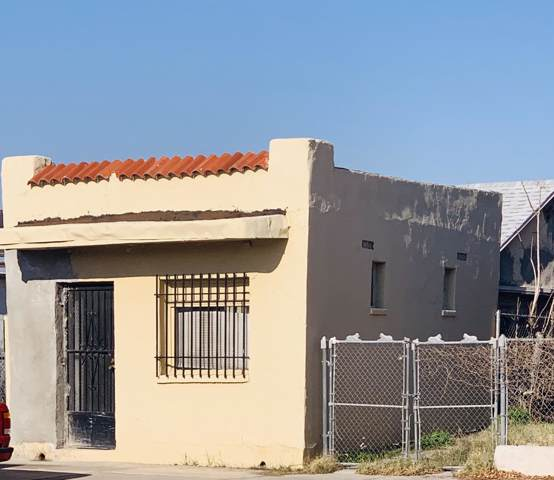 1015 E San Antonio Avenue, El Paso, TX 79901 (MLS #821386) :: Preferred Closing Specialists