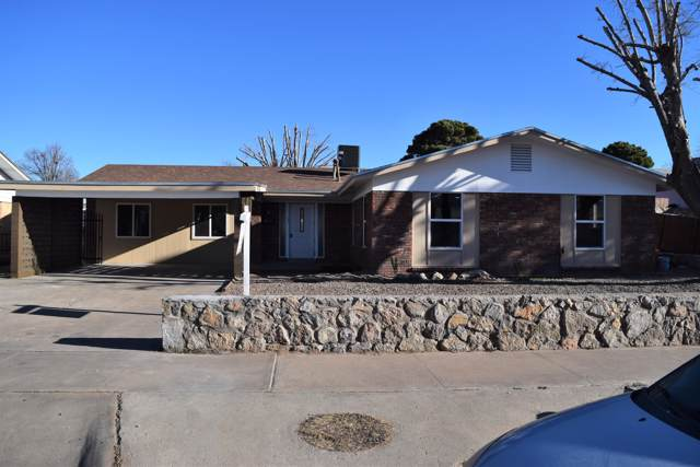 9864 Titan Street, El Paso, TX 79924 (MLS #821396) :: Preferred Closing Specialists