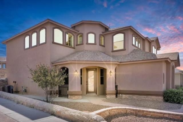 12085 Rathmore Drive, El Paso, TX 79928 (MLS #821404) :: Preferred Closing Specialists