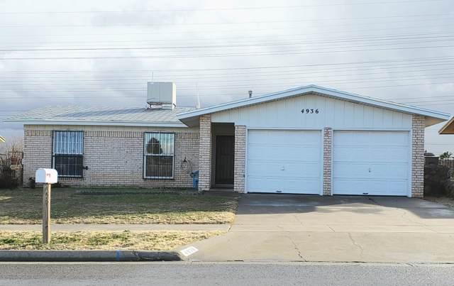 4936 Sagittarius Avenue, El Paso, TX 79924 (MLS #821408) :: Preferred Closing Specialists