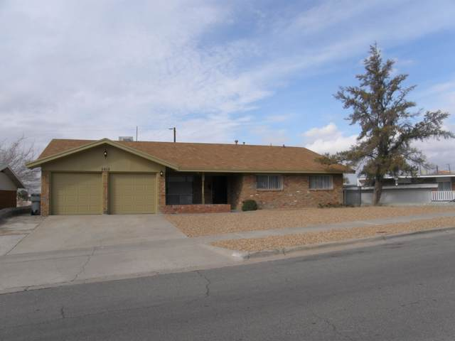 5813 Beaumont Place, El Paso, TX 79912 (MLS #821412) :: Jackie Stevens Real Estate Group brokered by eXp Realty