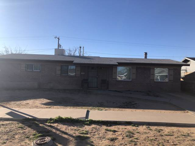 5732 Sanders Avenue, El Paso, TX 79924 (MLS #821413) :: The Matt Rice Group