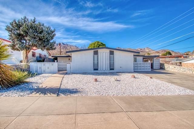8713 Marble Drive, El Paso, TX 79904 (MLS #821416) :: The Matt Rice Group