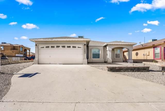 3265 Maple Point Drive, El Paso, TX 79938 (MLS #821417) :: The Matt Rice Group