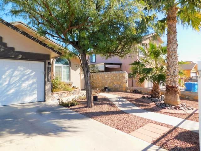 10277 Valle Suave Drive, Socorro, TX 79927 (MLS #821418) :: Preferred Closing Specialists