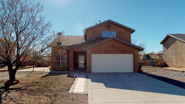 676 Sequeiros Court, El Paso, TX 79932 (MLS #821430) :: Preferred Closing Specialists
