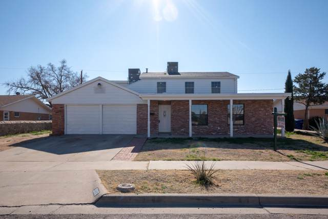 9908 Saigon Drive, El Paso, TX 79925 (MLS #821454) :: Preferred Closing Specialists