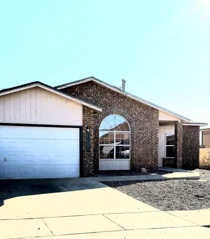14316 Venecia Drive, Horizon City, TX 79928 (MLS #821465) :: The Purple House Real Estate Group