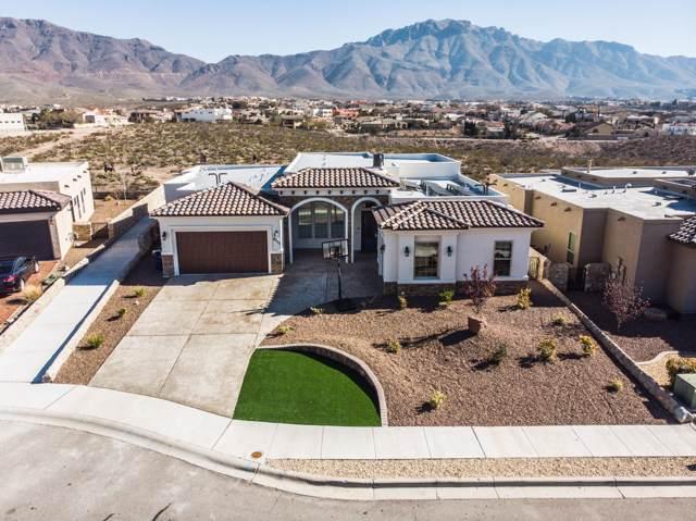 6532 Contessa Ridge Drive, El Paso, TX 79912 (MLS #821473) :: Preferred Closing Specialists