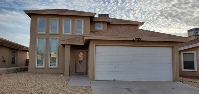 14202 Rattler Point Drive, El Paso, TX 79912 (MLS #821474) :: Preferred Closing Specialists