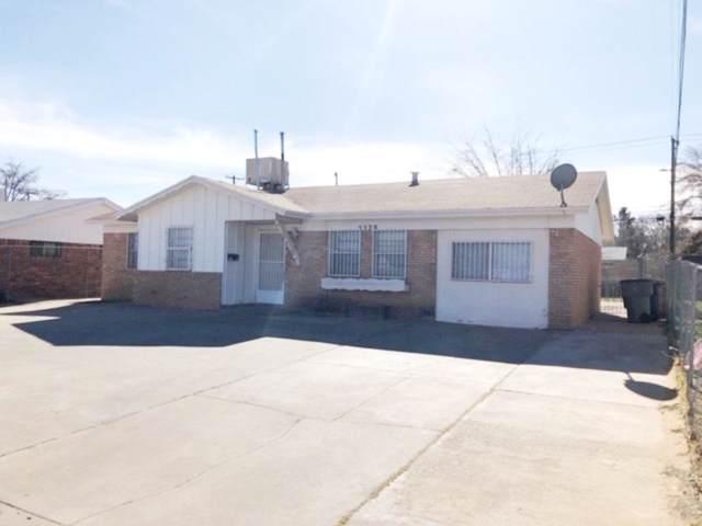 5520 Fairbanks Drive, El Paso, TX 79924 (MLS #821477) :: Preferred Closing Specialists