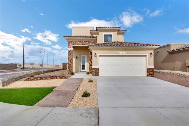 13665 Holbeck Street, El Paso, TX 79928 (MLS #821485) :: The Matt Rice Group