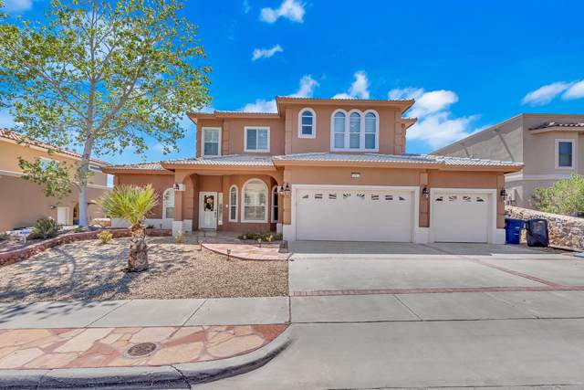 6381 Franklin Trail Drive, El Paso, TX 79912 (MLS #821505) :: Preferred Closing Specialists