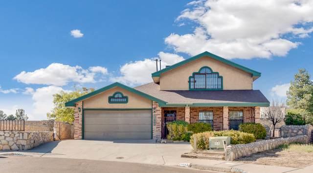 11661 Tom Fiore Court, El Paso, TX 79936 (MLS #821522) :: Preferred Closing Specialists