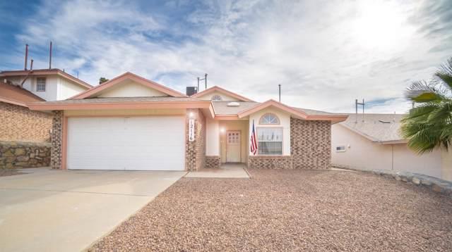 12116 Sal Rasura Court, El Paso, TX 79936 (MLS #821529) :: The Purple House Real Estate Group