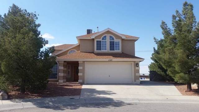 1589 Plaza Canada Court, El Paso, TX 79912 (MLS #821532) :: Jackie Stevens Real Estate Group brokered by eXp Realty