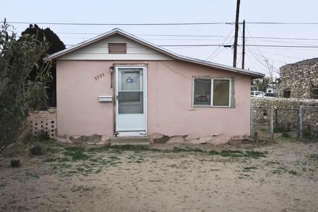3723 Tularosa Avenue, El Paso, TX 79903 (MLS #821546) :: Preferred Closing Specialists