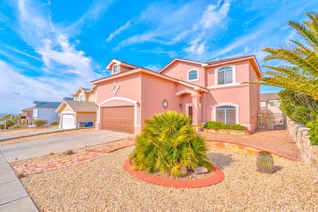 6329 Dakota Ridge Drive, El Paso, TX 79912 (MLS #821552) :: Preferred Closing Specialists