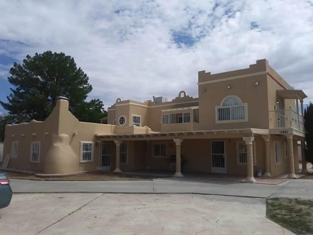 11661 Socorro Road, Socorro, TX 79927 (MLS #821590) :: The Purple House Real Estate Group