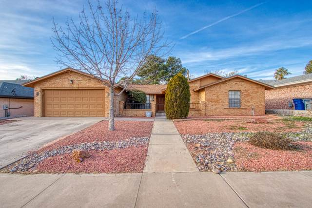 841 El Parque Drive, El Paso, TX 79912 (MLS #821597) :: Preferred Closing Specialists