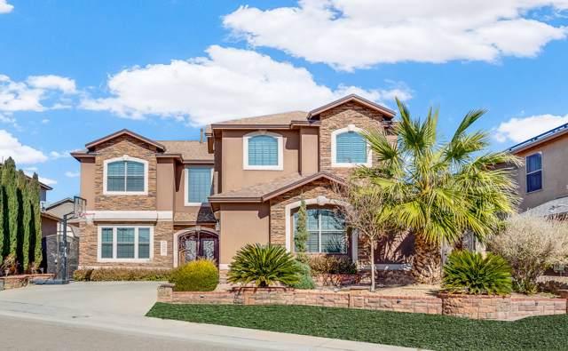 12541 Blazing Star, El Paso, TX 79928 (MLS #821602) :: Preferred Closing Specialists