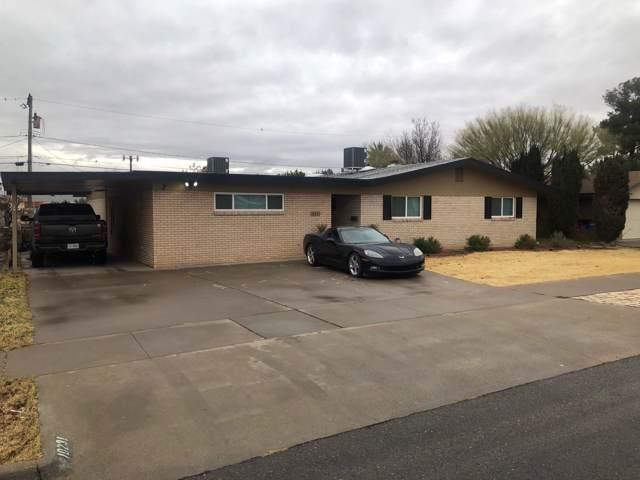 10231 Sumatra Street, El Paso, TX 79925 (MLS #821604) :: Preferred Closing Specialists