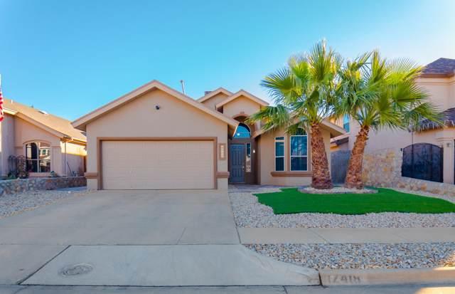 12418 Paseo Lindo Drive, El Paso, TX 79928 (MLS #821607) :: Preferred Closing Specialists