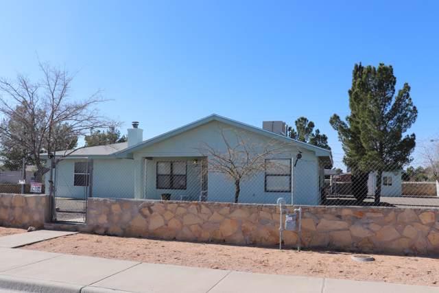 3661 Buck Street Street, El Paso, TX 79938 (MLS #821613) :: Preferred Closing Specialists