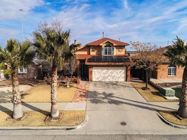 1714 Gambel Quail Drive, El Paso, TX 79936 (MLS #821614) :: Preferred Closing Specialists