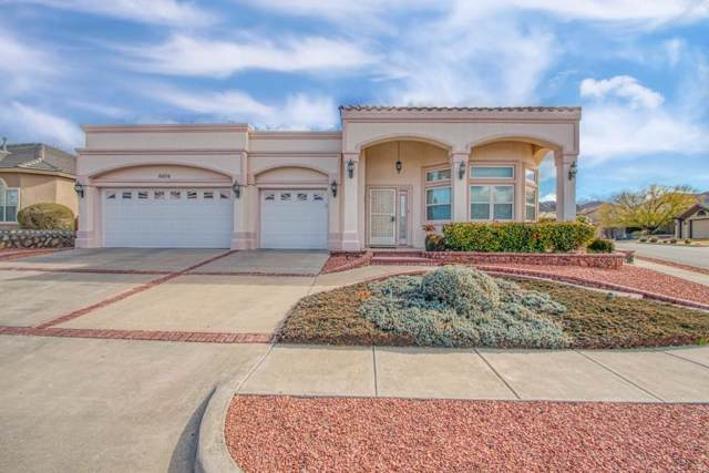 6404 Franklin Crest Drive, El Paso, TX 79912 (MLS #821619) :: Preferred Closing Specialists