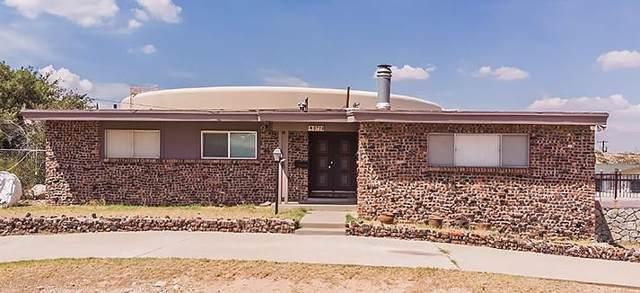 8724 Dolomite Drive, El Paso, TX 79904 (MLS #821620) :: Preferred Closing Specialists