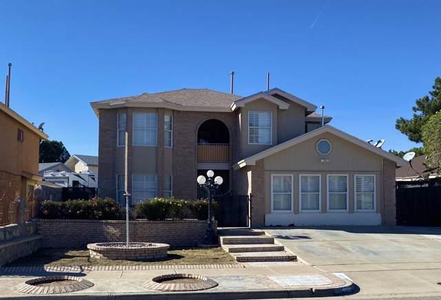 1785 Charlie Smith Drive, El Paso, TX 79936 (MLS #821624) :: Preferred Closing Specialists